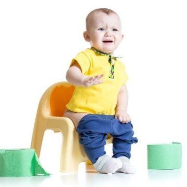Симптоматика геморроя у маленьких детей