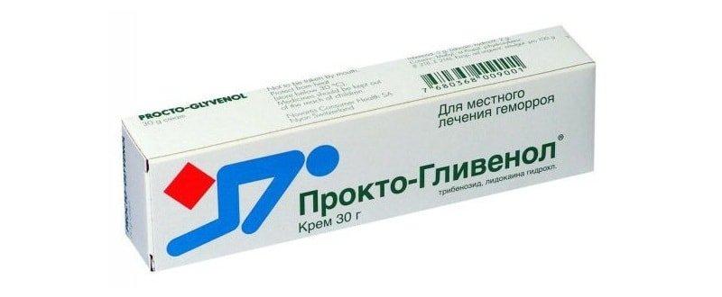 Прокто-Гливенол от геморроя