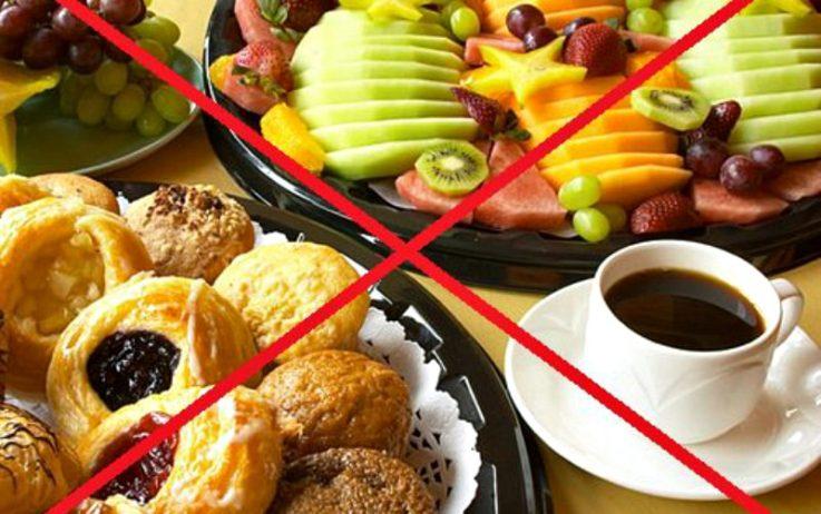 Запрещенные продукты после операции после гемарроя
