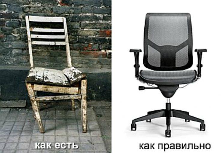 Лучший стул при геморрое