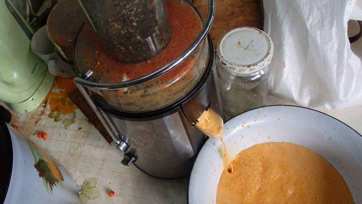 Изготовление масла облепихи