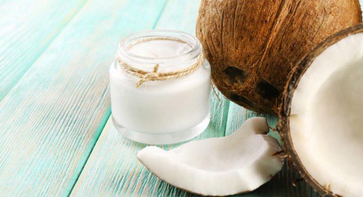 Неочищенное кокосовое масло