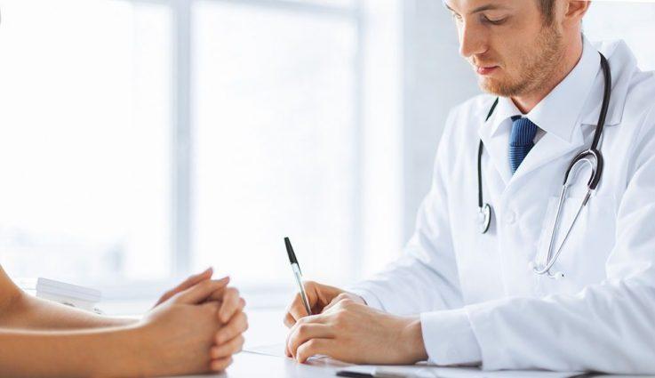 Нужно обследование у врача