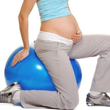 Особенности упражнений при беременности