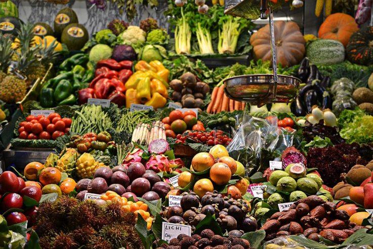какие фрукты есть при геморрое