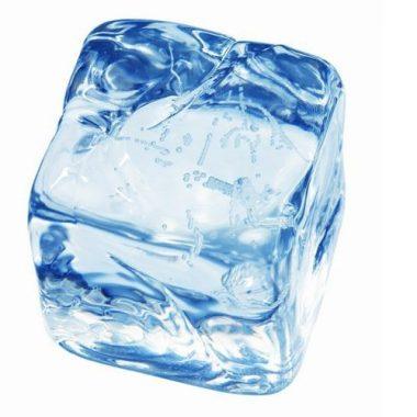 лед для лечения геморроя