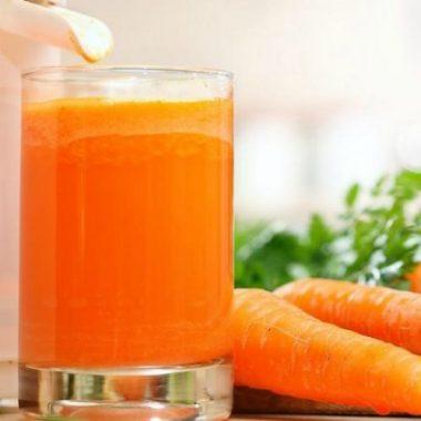 Лечение геморроя морковью