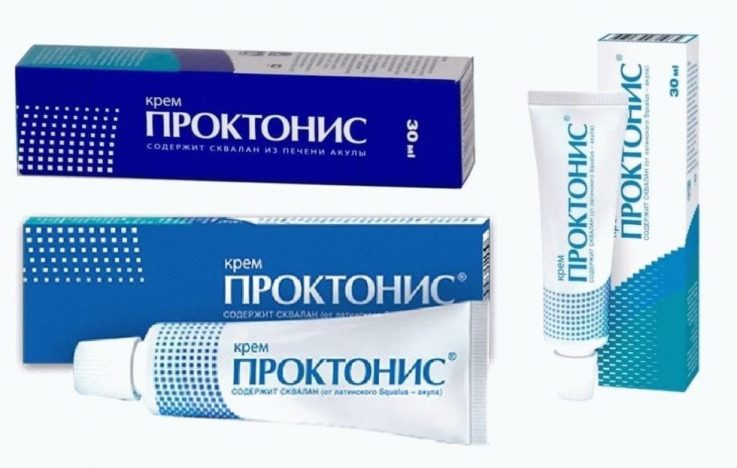 Препарат Проктонис при геморрое